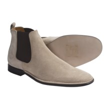 Bally Metin Suede Boots (For Men) in Sand - Closeouts