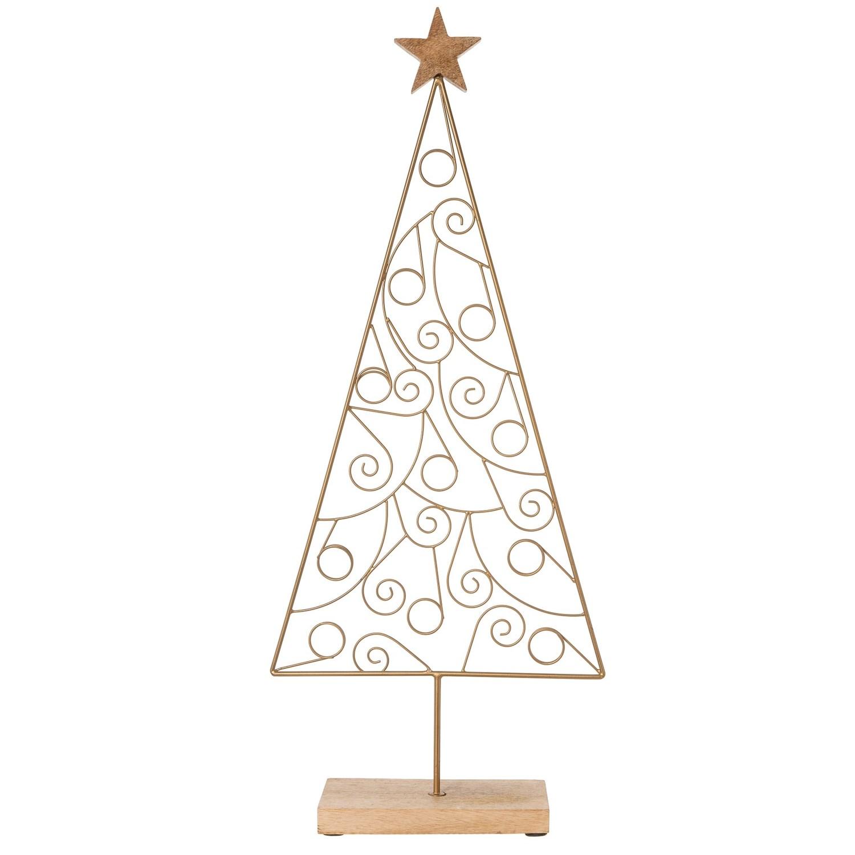 "Balsam & Fir Wired Card Holder Tree - 30"" - Save 29%"