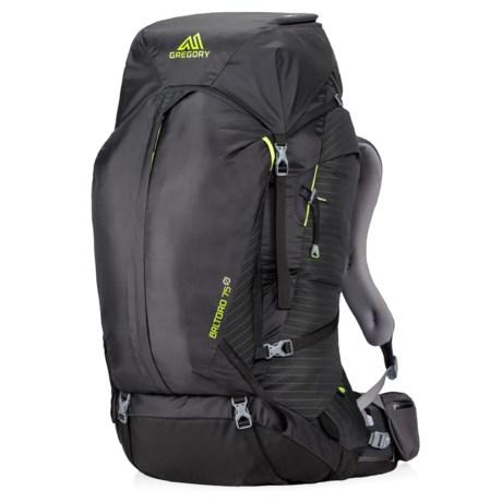 Image of Baltoro Goal Zero 75L Backpack - Internal Frame