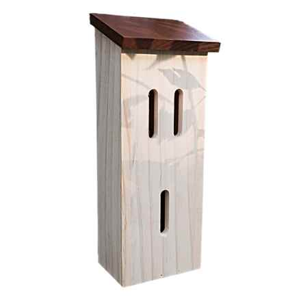 Bambeco Highrise Butterfly House in Natural - Closeouts