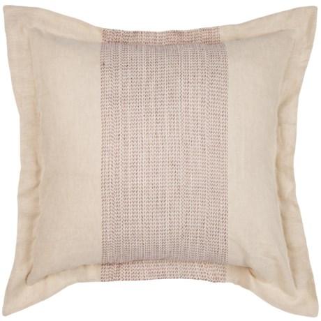 Bambeco Organic Linen Pillow Sham - Euro in Linen