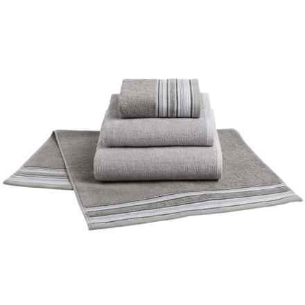 Bambeco Studio Mix Bath Towel - Organic Cotton in Cloud - Closeouts
