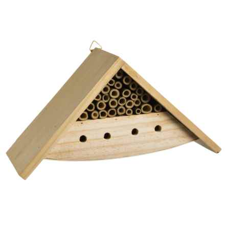 Bambeco Terrace Bee House in Natural - Closeouts