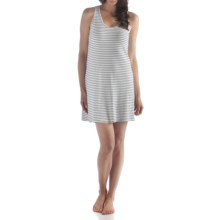 Bamboo Dreams® by Yala Taryn Dress - Sleeveless (For Women) in Riviera/Natural - Closeouts