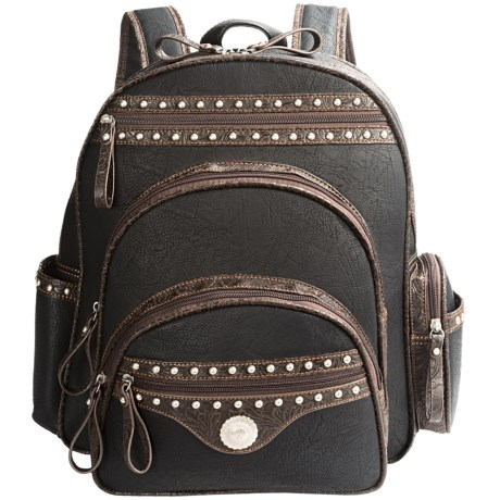 Bandana by American West Lake Tahoe Carry-All Backpack