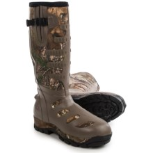 Banded Breathable 800g Thinsulate® Rubber Knee Boots - Waterproof, Insulated (For Men) in Realtree Xtra - Closeouts