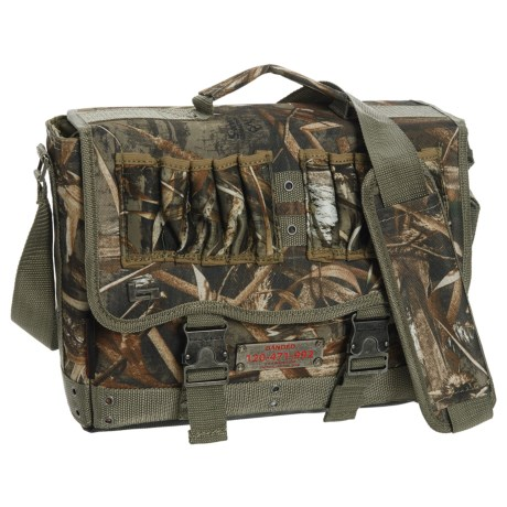 Banded Claw Shoulder Bag in Realtree Max 5