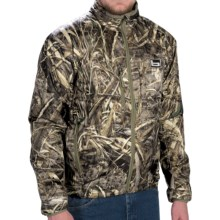 Banded Colusa Jacket - Insulated, Full Zip (For Men) in Realtree Max5 - Closeouts