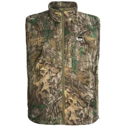 Banded Colusa Vest - Insulated (For Men) in Realtree Xtra - Closeouts