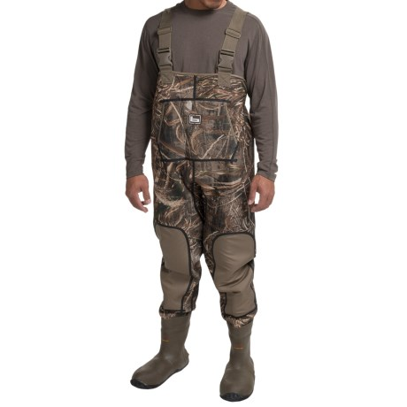 Banded Cover 2 Neoprene Waders - Bootfoot (For Men) in Realtree Max5