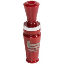 Banded Fat Brother Duck Call in Red Pearl - Closeouts