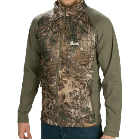 Banded Hailstone Jacket – Insulated (For Men)