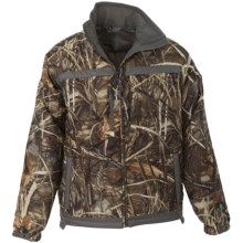 Banded Line Drive Jacket - Insulated (For Men) in Realtree Max4 - Closeouts