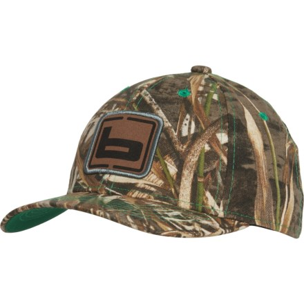 promo code 4af24 8f38e Banded Realtree Max 5® Patch Baseball Cap (For Men) in Realtree Max 5