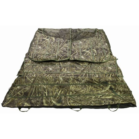 Banded Two Man Layout Ground Blind