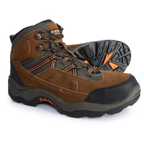 Image of Bandera Pro Work Boots - Waterproof, Steel Safety Toe (For Men)