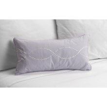 "Barbara Barry Applause Toss Pillow - 10x20"" in Periwinkle - Closeouts"