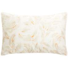 Barbara Barry Dream Caprice Pillow Sham - Queen, 250 TC Cotton Sateen in Caprice - Closeouts