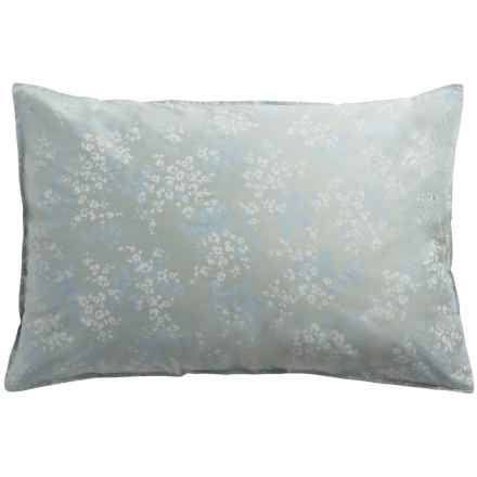 Barbara Barry Florette Pillow Shams - Queen in Clover/Leaf - Closeouts