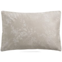 Barbara Barry Florette Pillow Shams - Queen in Florette/Dove - Closeouts