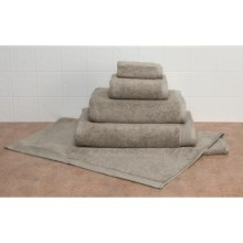 Barbara Barry Indulgence Washcloth - 750gsm, Egyptian Cotton in Shadow - Closeouts