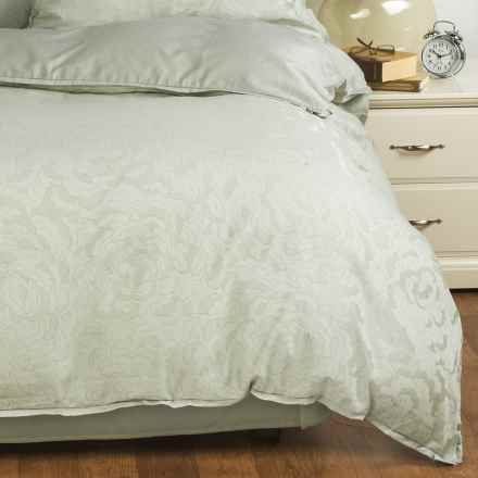 Barbara Barry Petal Garden Duvet Cover - King in Multi - Closeouts