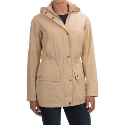 Barbour Alasdiar Parka - Waterproof (For Women) in Dark Pearl - Closeouts