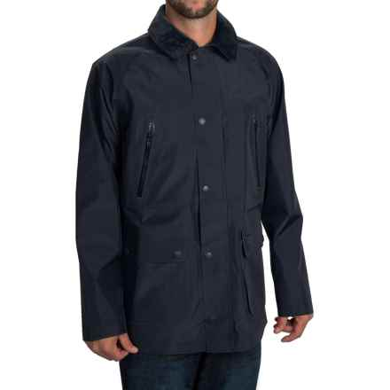 Barbour Bankside Jacket - Waterproof (For Men) in Navy - Closeouts