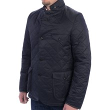 Barbour Beacon Sports Quilted Jacket - Insulated (For Men) in Navy - Closeouts