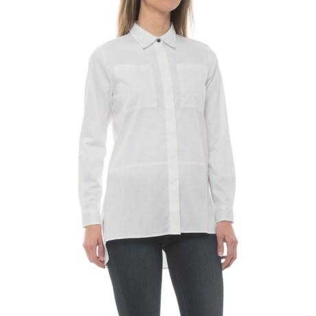Barbour Bruray Shirt - Long Sleeve (For Women) in White