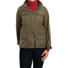 Barbour Buckshead Sporting Jacket (For Women) in Olive - Closeouts