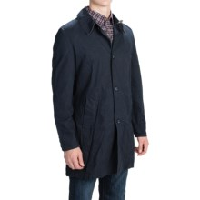Barbour Casual Coater Jacket (For Men) in Navy - Closeouts