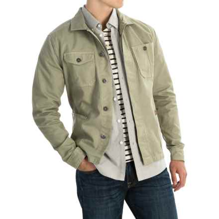 Barbour Casual Cotton Jacket (For Men) in Sunbleach, Hornet - Closeouts