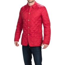 Barbour Chip Lifestyle Quilted Jacket (For Men) in Red - Closeouts