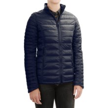 Barbour Clyde Quilted Jacket - FibreDown Insulated (For Women) in Royal Navy - Closeouts