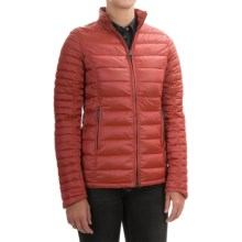 Barbour Clyde Quilted Jacket - FibreDown Insulated (For Women) in Saffron - Closeouts