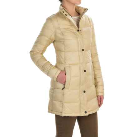 Barbour Clyde Quilted Jacket (For Women) in Dark Pearl - Closeouts