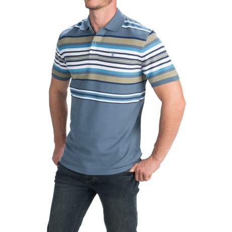 Barbour Cotton Shirt - Short Sleeve (For Men)
