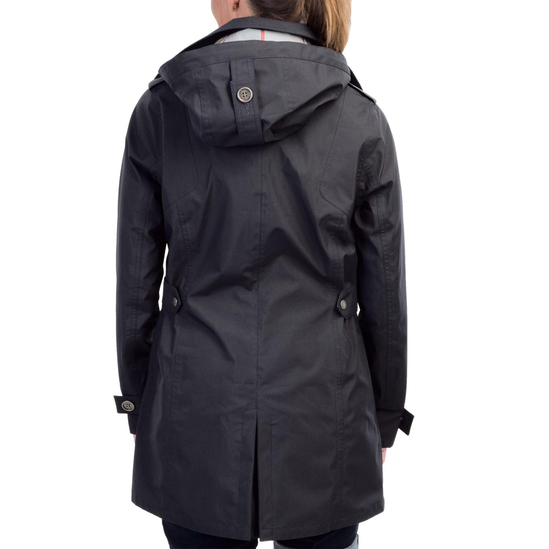 8685P_2 Barbour Creran Water-Resistant Jacket (For Women