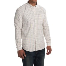 Barbour Eccleston Heritage Style Shirt - Long Sleeve (For Men) in Turf - Closeouts