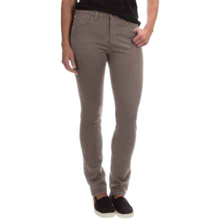Barbour Essential Slim Pants (For Women) in Carbon - Closeouts