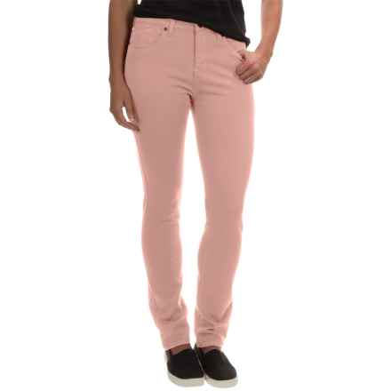 Barbour Essential Slim Pants (For Women) in Carnation Pink - Closeouts