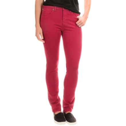 Barbour Essential Slim Pants (For Women) in Pomagrant - Closeouts