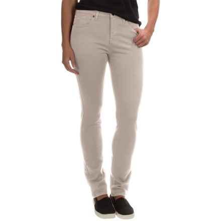 Barbour Essential Slim Pants (For Women) in Silver Ice - Closeouts