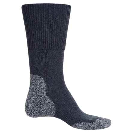 Barbour Grassmoor Boot Socks - Crew (For Men) in Navy - Closeouts