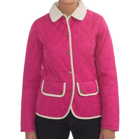 Barbour Hambledon Quilted Jacket (For Women)