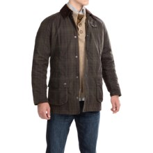 Barbour Hemming Jacket - Sylkoil Waxed Cotton (For Men) in Classic Tartan - Closeouts