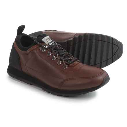 Barbour Highlands Low Sneakers (For Men) in Brown - Closeouts