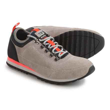 Barbour Highlands Low Sneakers (For Men) in Grey - Closeouts