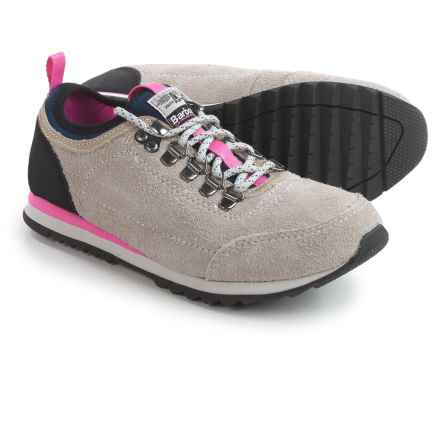 Barbour Highlands Low Sneakers (For Women) in Grey - Closeouts